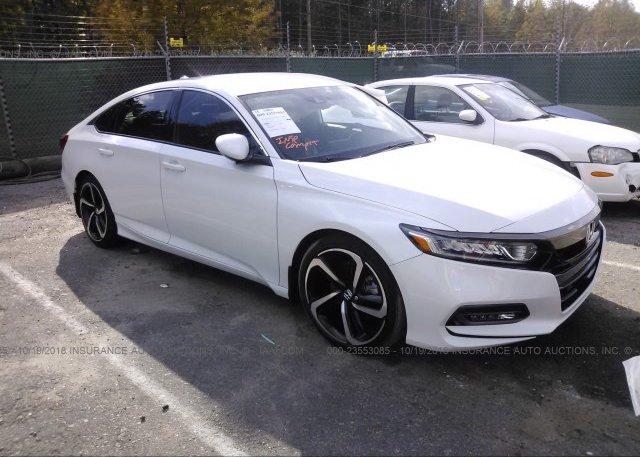 Inventory #711271673 2018 Honda ACCORD