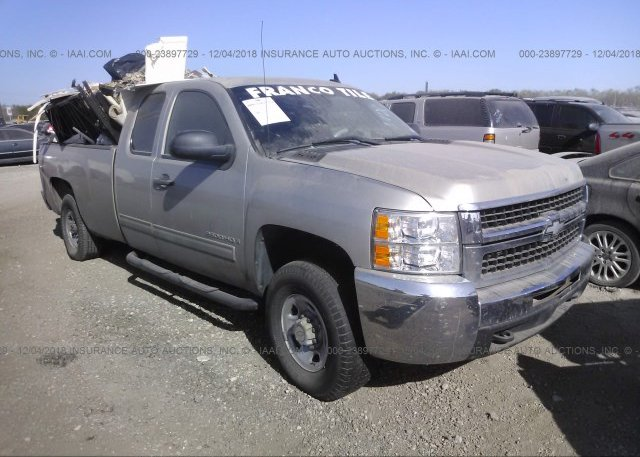 Inventory #624019395 2009 Chevrolet SILVERADO