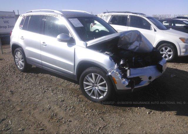 Inventory #625732292 2014 Volkswagen TIGUAN