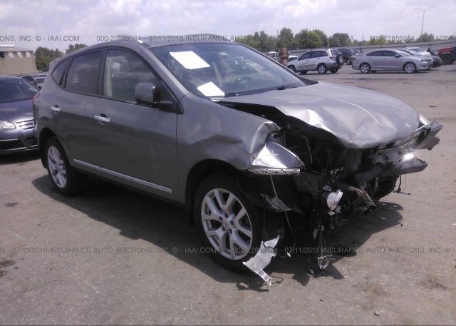 Inventory #263766626 2012 Nissan ROGUE