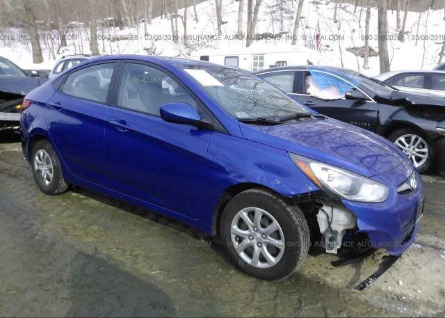 Inventory #592069455 2013 Hyundai ACCENT