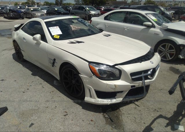 Inventory #207105920 2014 Mercedes-benz SL