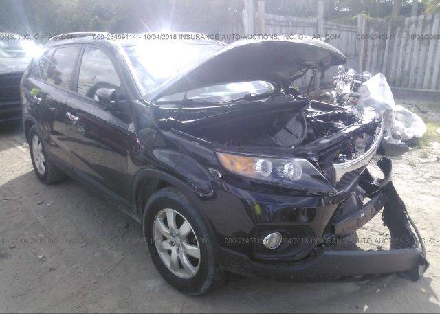 Inventory #223952577 2012 KIA SORENTO