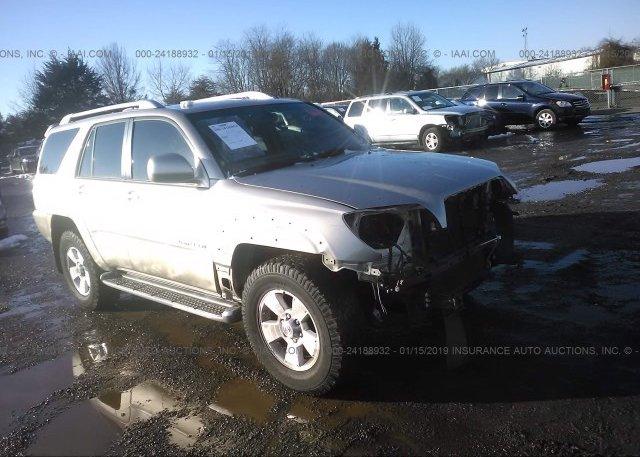 Inventory #593866236 2004 Toyota 4RUNNER