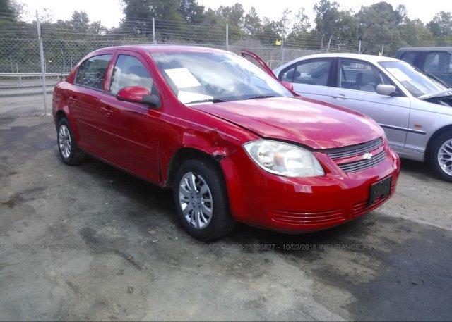Inventory #728569416 2010 Chevrolet COBALT