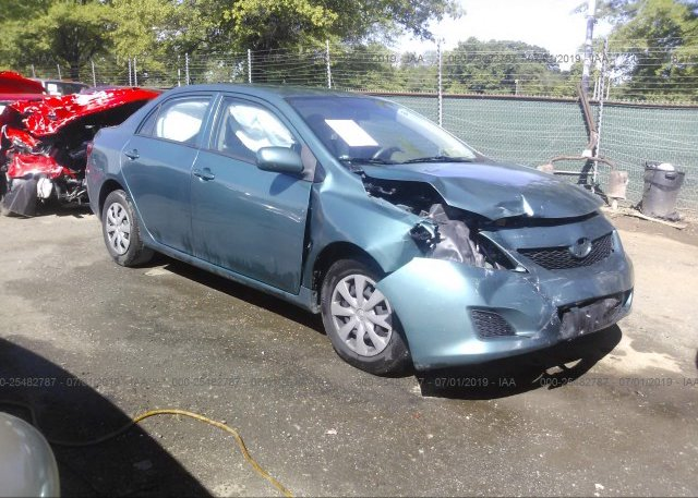 Toyota Laurel Md >> 2t1bu4ee8ac280198 Salvage Greater Than 75 Turquoise