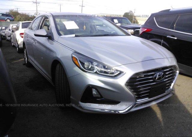 Inventory #980758090 2018 Hyundai SONATA