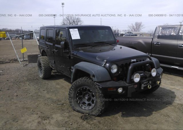 Inventory #815643878 2009 JEEP WRANGLER UNLIMITE