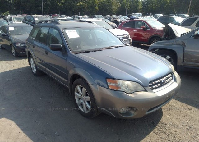 Inventory #700249327 2006 Subaru LEGACY