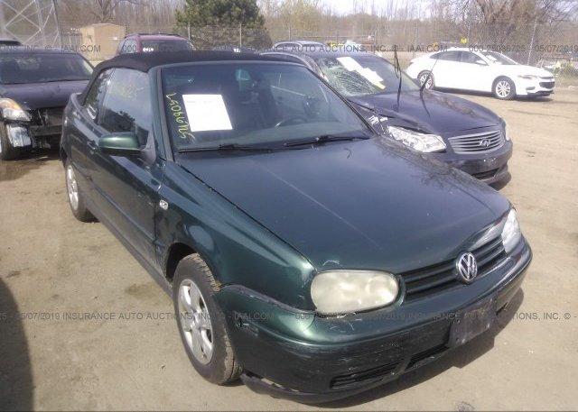 Inventory #935895991 2002 Volkswagen CABRIO