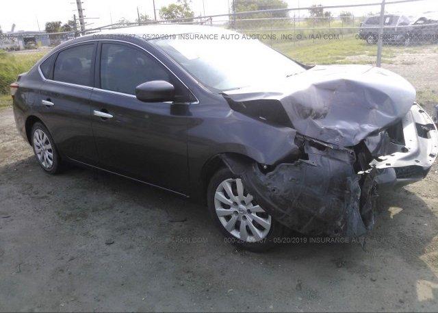 Inventory #114905768 2014 Nissan SENTRA