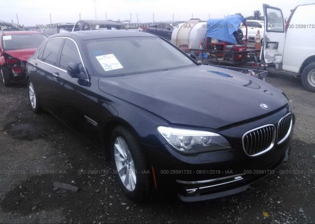 Inventory #311905563 2013 BMW 740