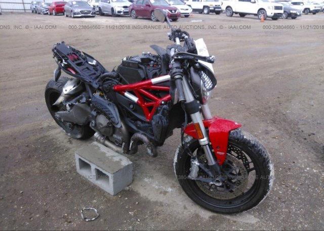 Inventory #856844740 2017 Ducati MONSTER