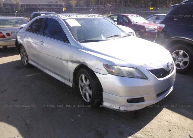 Inventory #956521443 2007 Toyota CAMRY NEW GENERAT