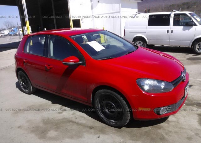 Inventory #885843038 2014 Volkswagen GOLF