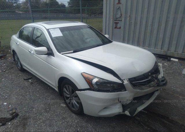 Inventory #642433422 2011 Honda ACCORD