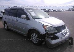 2010 Honda ODYSSEY (U.S.)