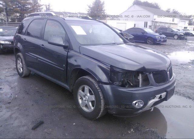 Inventory #121415247 2009 Pontiac TORRENT