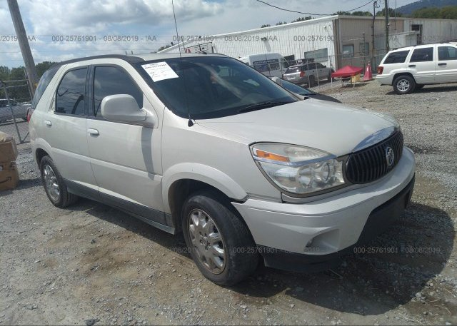 Inventory #601460899 2007 Buick RENDEZVOUS