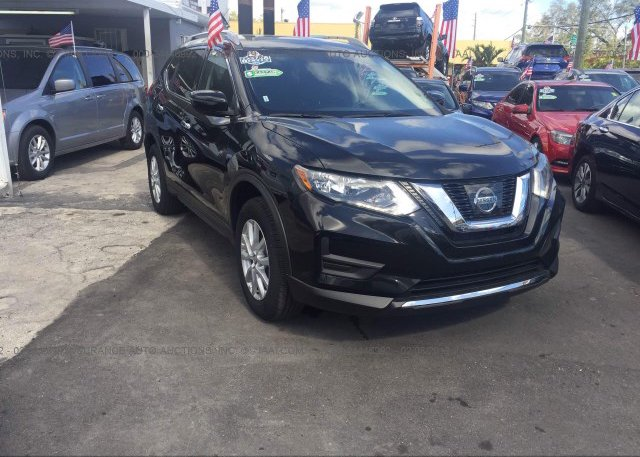 Inventory #815266510 2018 NISSAN ROGUE