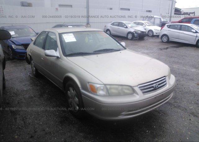 Inventory #871414267 2000 Toyota CAMRY