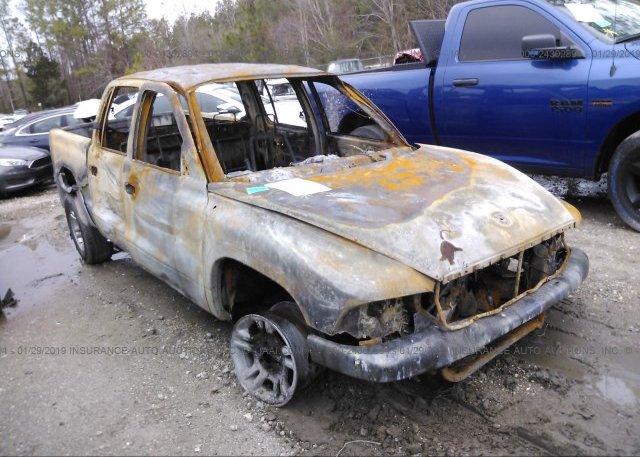 Inventory #947592171 2003 Dodge DAKOTA