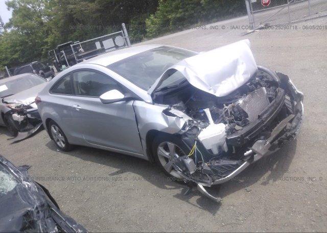 Inventory #222046534 2013 Hyundai ELANTRA COUPE
