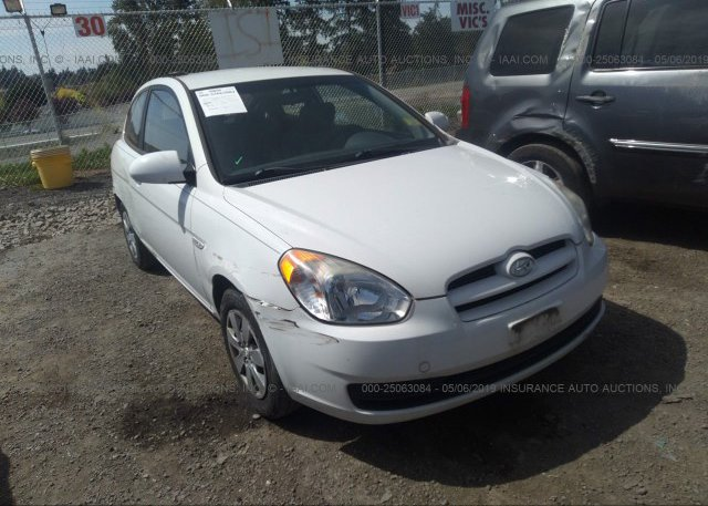 Inventory #996297508 2009 Hyundai ACCENT