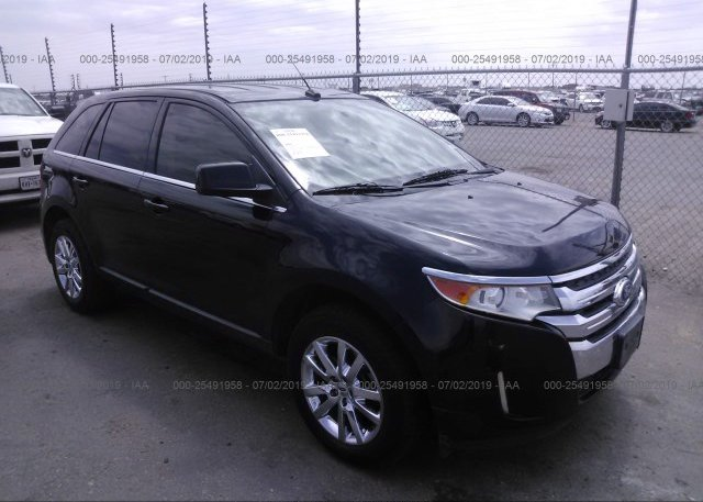 Inventory #204335158 2011 FORD EDGE