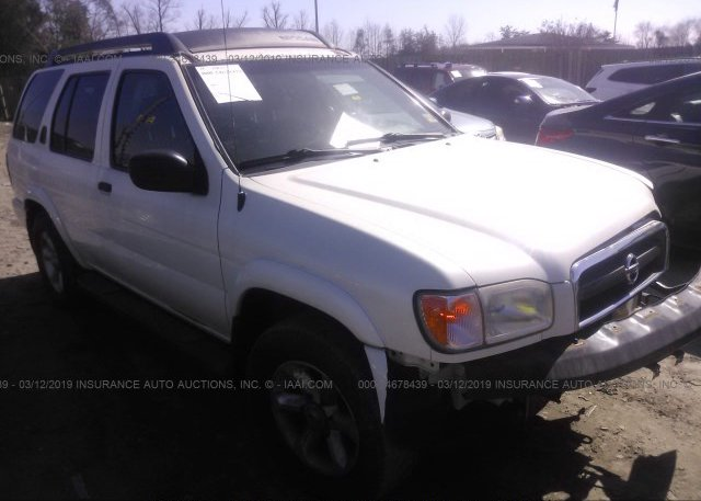Inventory #519480704 2003 Nissan PATHFINDER