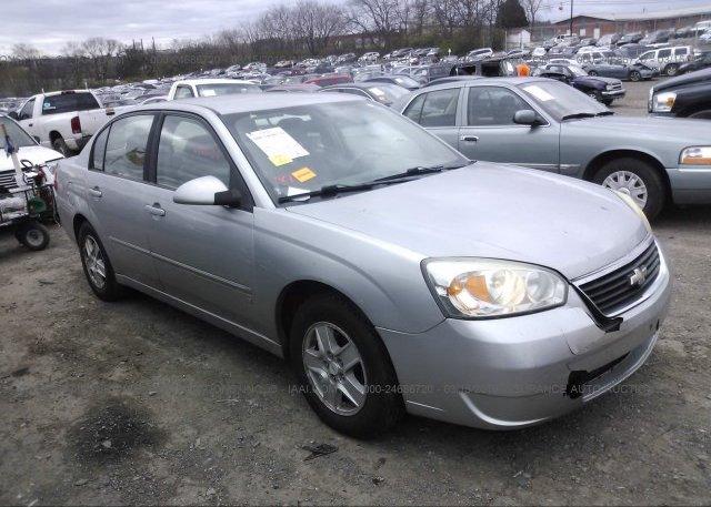 Inventory #442032798 2006 Chevrolet MALIBU