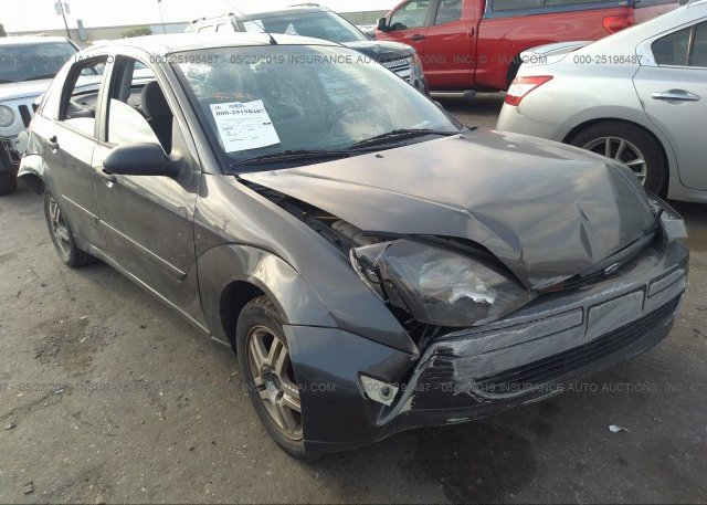 Inventory #674630836 2004 FORD FOCUS