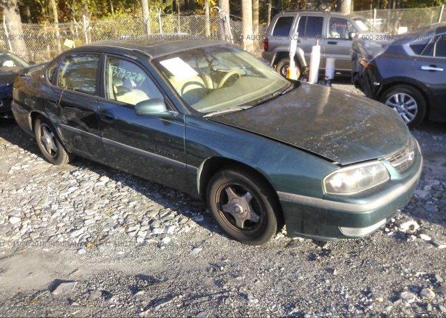 Inventory #781698894 2001 Chevrolet IMPALA