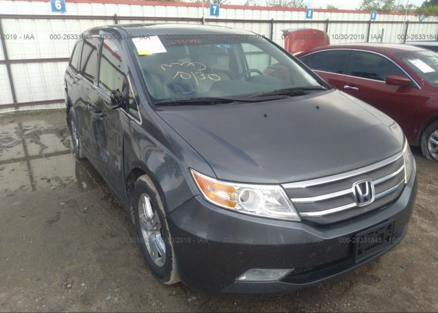 Inventory #886194741 2012 Honda ODYSSEY