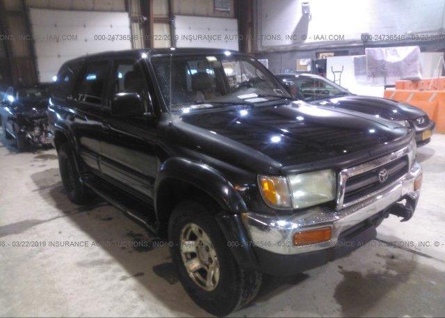 Inventory #891432423 1998 Toyota 4RUNNER