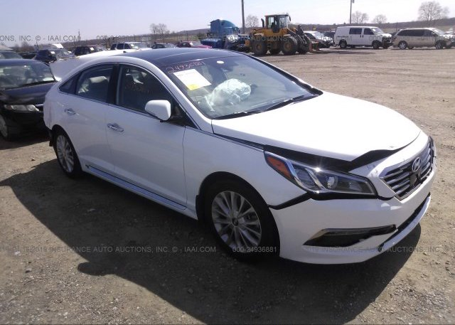 Inventory #452097417 2015 Hyundai SONATA
