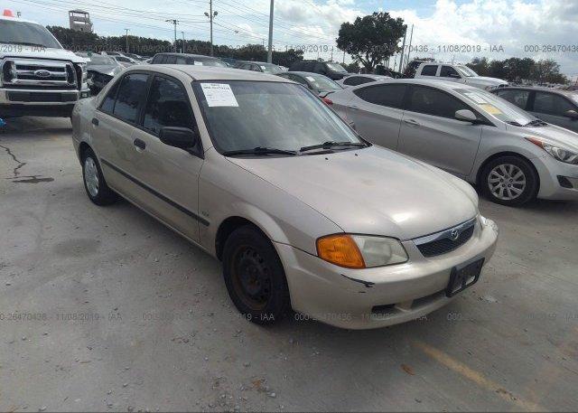 Inventory #654515063 2000 Mazda PROTEGE