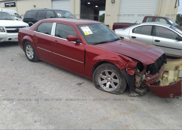 Inventory #566604009 2007 Chrysler 300