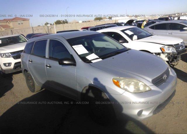 Inventory #968105636 2006 Toyota COROLLA MATRIX
