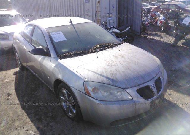Inventory #354178263 2008 Pontiac G6