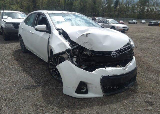Inventory #909179661 2016 Toyota COROLLA