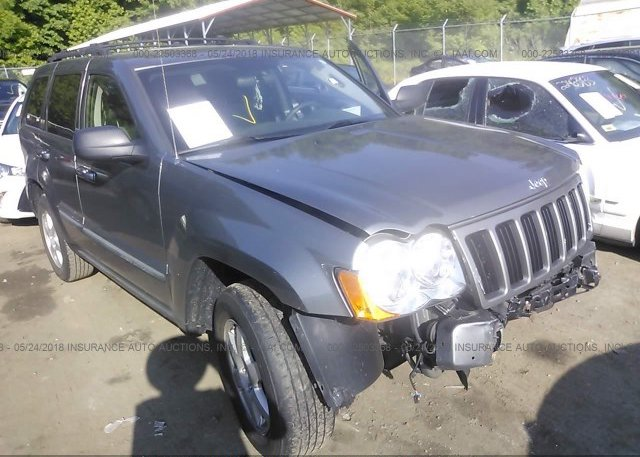 Inventory #364863657 2008 JEEP GRAND CHEROKEE