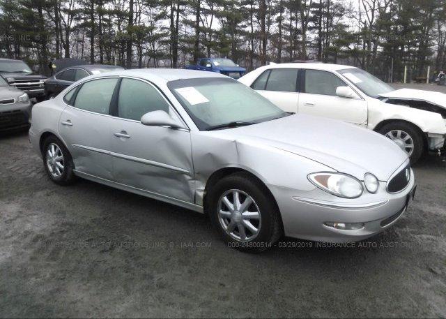Inventory #976542816 2006 Buick LACROSSE