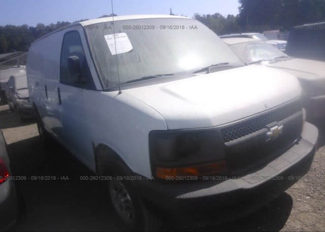 Inventory #701961713 2015 Chevrolet EXPRESS G2500