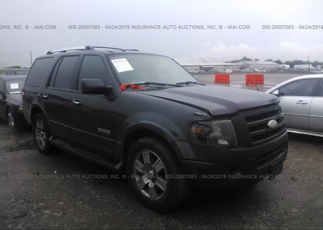 Inventory #981442395 2007 FORD EXPEDITION