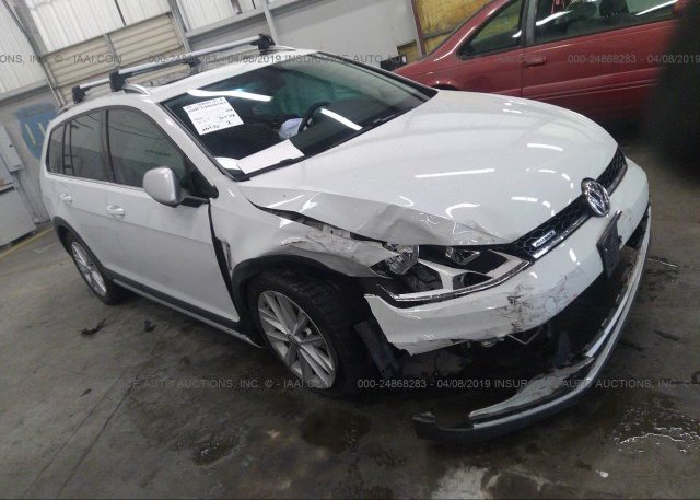 Inventory #198243205 2017 Volkswagen GOLF ALLTRACK