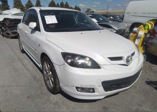 Inventory #797641088 2008 Mazda 3