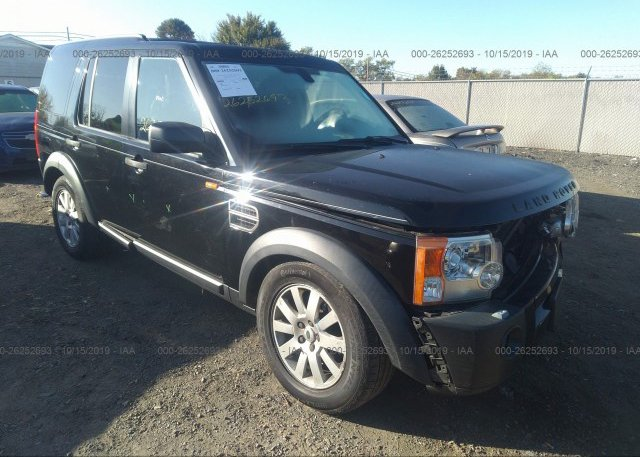 Inventory #484665373 2005 Land Rover LR3