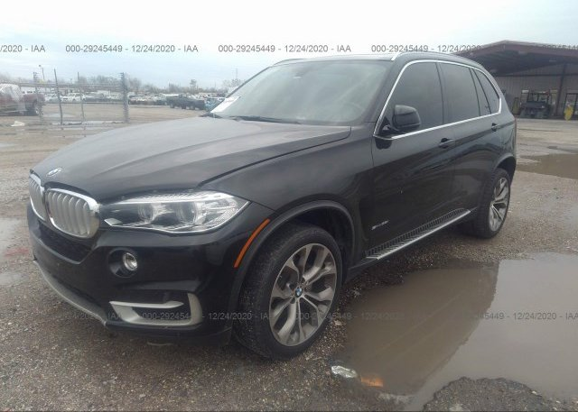 из сша 2017 BMW X5 5UXKR2C57H0U21497