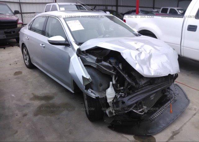 Inventory #575304472 2012 Volkswagen PASSAT